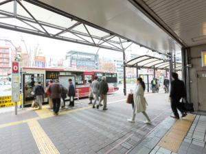 荻窪駅北口出口